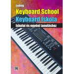 Ludvig Keyboard iskola - kotta