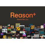 Reason Studios Reason+ előfizetéses DAW szoftver