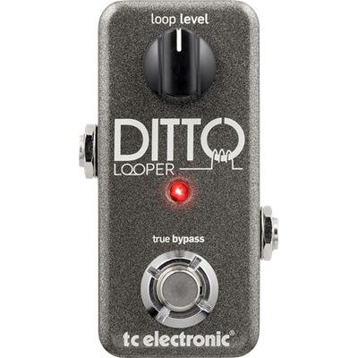 TC Electronic Ditto Looper effektpedál
