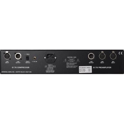 Universal Audio 6176 vintage felvételi csatorna
