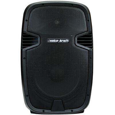 Voice-Kraft LK-1679-2-12B aktív hangfal élő hangosításhoz