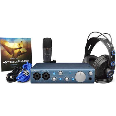 PreSonus AudioBox iTwo Studio hangfelvételi stúdió csomag