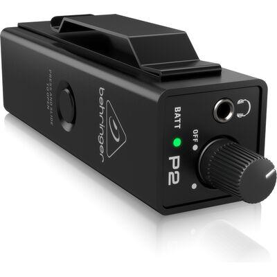 BEHRINGER P2 POWERPLAY fülmonitor erősítő