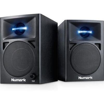 Numark N-Wave 360 aktív kétutas asztali DJ monitor hangfalpár