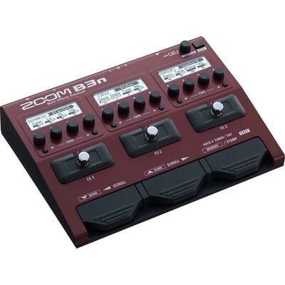 Zoom B3n basszusgitár padló multieffekt