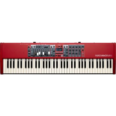 Clavia Nord Electro 6D 73 digitális színpadi zongora