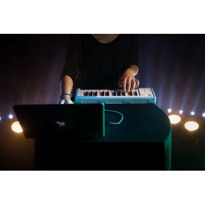 Arturia MicroLab Blue USB MIDI kontroller billentyűzet