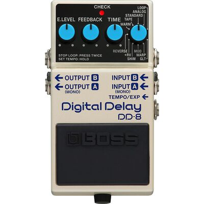 BOSS DD-8 Digital Delay effektpedál