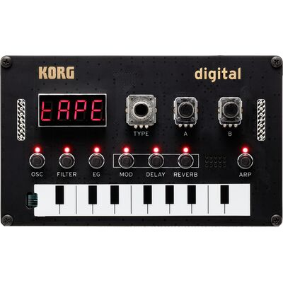 KORG Nu:Tekt NTS-1 digital KIT programozható szintetizátor készlet