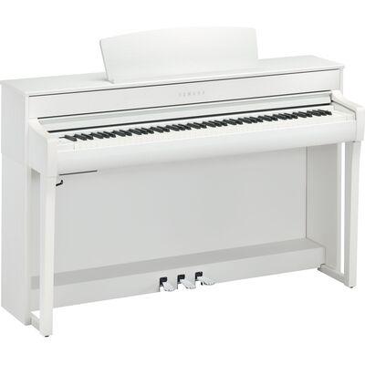 Yamaha CLP-745WH Clavinova digitális zongora