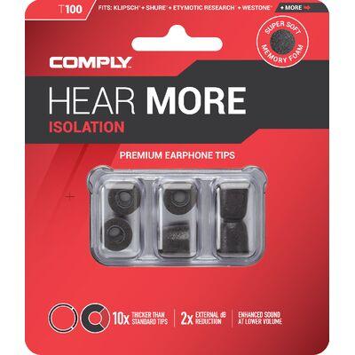 Comply Isolation T-100 memóriahab fülilleszték M