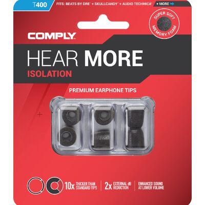 Comply Isolation T-400 memóriahab fülilleszték S