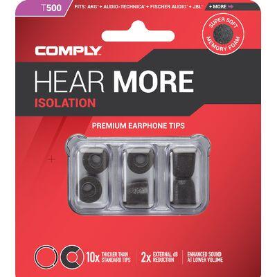 Comply Isolation T-500 memóriahab fülilleszték M