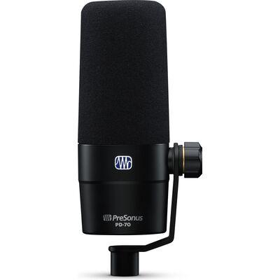 PreSonus PD-70 dinamikus broadcast mikrofon