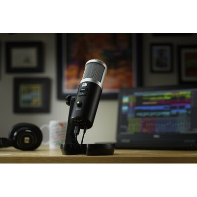 PreSonus Revelator professzionális USB mikrofon beépített StudioLive hangprocesszorral