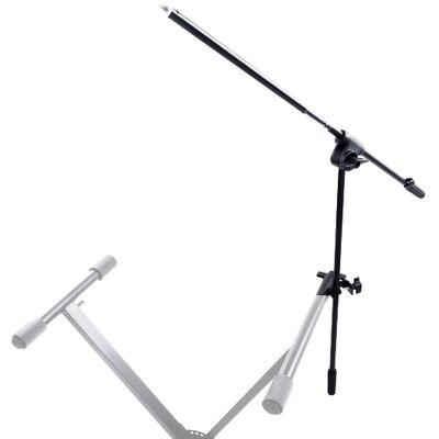Euromusic E-MÁ-PK-állványra szerelhető mikrofon tartó pótgém