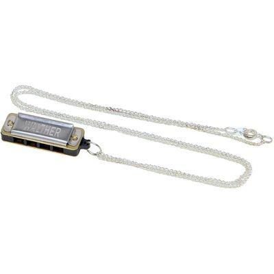 GEWA (798.500) Walther mini szájharmonika