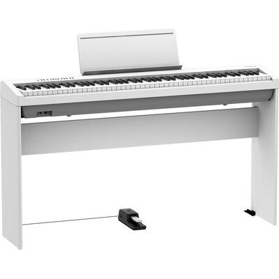 Roland FP-30X WH digitális színpadi zongora szett 1