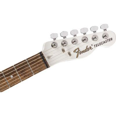 Fender  Jim Adkins JA-90 Telecaster Thinline LRL White elektromos gitár