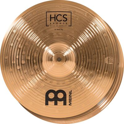 "Meinl HCS Bronze 14"" Hihat lábcin HCSB14H"